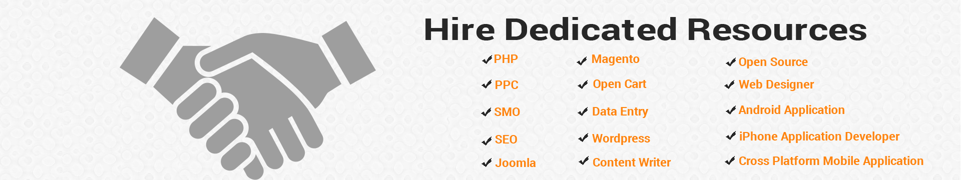 Hire Dedicated Resource