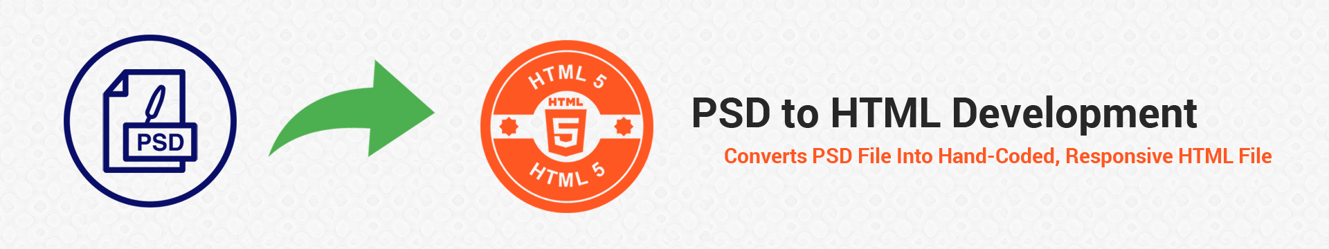 PSD to HTML Development